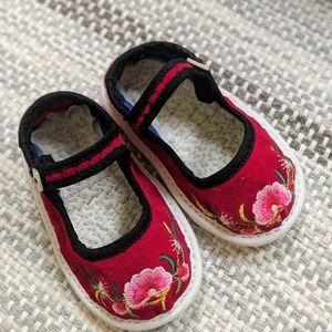 268deffc58e4 Kids  Red Velvet Shoes on Poshmark
